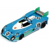 MATRA MS670 LeMans'72 #15, winner H.Pescarolo / G.Hill