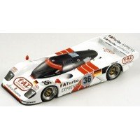 DAUER 962 LM LeMans'94 #36, winner M.Baldi / Y.Dalmas / H.Haywood