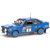 FORD Escort Mk2 Rally RAC'79 #1, winner H.Mikkola / A.Hertz