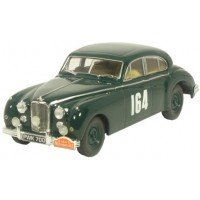 JAGUAR Mk7 Rally MonteCarlo'56 #164, R.Adams