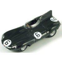 JAGUAR D 24h LeMans'55 #6, winner M.Hawthorn / L.Bueb