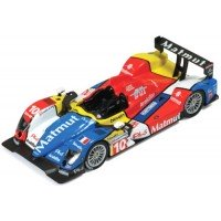 ORECA 01- AIM LeMans'09 #10, (ab) S. Ortelli / B. Senna / T. Monteiro
