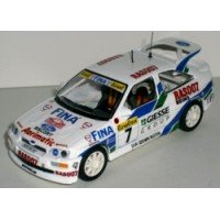 FORD Escort RS Cosworth MonteC.'95 #7, 2nd F.Delecour