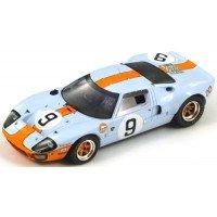 FORD GT 40 LeMans'68 #9, winner P.Rodriguez / L.Bianchi