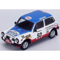 AUTOBIANCHI A112 Abarth Rally MonteCarlo'76 #50, JP.Malcher / P.Pagani