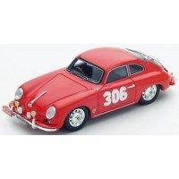 PORSCHE 356 Rally MonteCarlo'58 #306